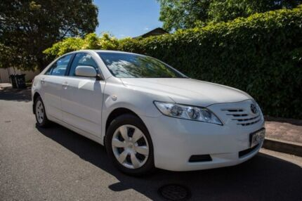 2007 Toyota Camry ACV40R Altise White 5 Speed Automatic Sedan Hove Holdfast Bay Preview