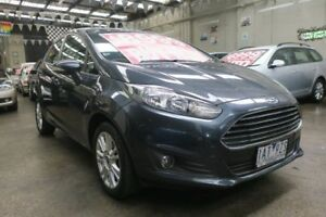 2013 Ford Fiesta WZ Trend 5 Speed Manual Hatchback Mordialloc Kingston Area Preview