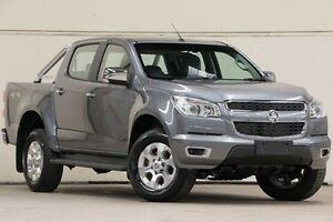 2016 Holden Colorado Grey Sports Automatic Utility Vermont Whitehorse Area Preview