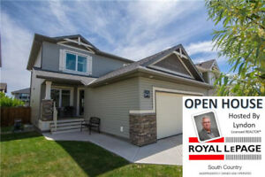 OPEN HOUSE - 694 Twinriver Crescent W, Lethbridge T1H 6H9