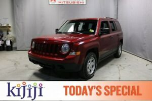 2016 Jeep Patriot SPORT Accident Free,