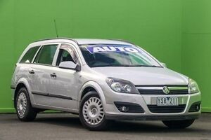 2007 Holden Astra AH MY07 CD Silver 4 Speed Automatic Wagon Ringwood East Maroondah Area Preview