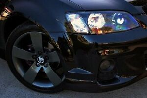 2013 Holden Ute Black Sports Automatic Utility Cranbourne Casey Area Preview