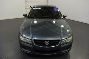 2005 Holden Commodore VZ MY05 Lumina Grey 4 Speed Automatic Sedan Moorabbin Kingston Area Preview