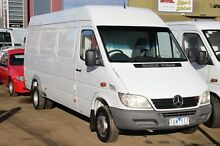 2005 Mercedes-Benz Sprinter LWB REFRIGERATE  6 Speed Manual Van Carrum Downs Frankston Area Preview