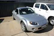 2007 Mazda MX-5 NC MY06 Upgrade Coupe Silver 6 Speed Manual Roadster Mitchell Gungahlin Area Preview