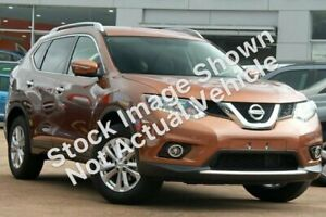 2015 Nissan X-Trail T32 ST-L X-tronic 2WD Red 7 Speed Constant Variable Wagon Bridgewater Adelaide Hills Preview