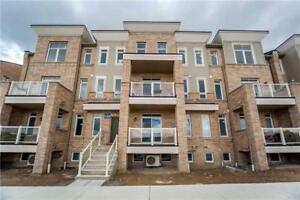 BRAND NEW NEVER LIVED IN!!CONDO TOWNHOME IN PICKERING!!3BED2BATH