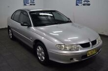 2002 Holden Commodore VX II Acclaim Silver 4 Speed Automatic Sedan Blair Athol Campbelltown Area Preview