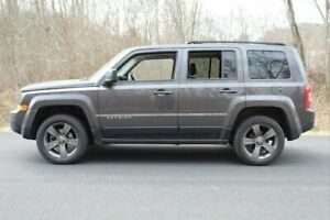 2015 Jeep Patriot High Altitude w/ Leather, Nav, Alloy Rims