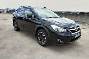2013 Subaru XV G4X MY13 2.0i-S Lineartronic AWD Black 6 Speed Constant Variable Wagon Haymarket Inner Sydney Preview