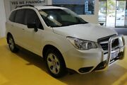 2014 Subaru Forester S4 MY14 X Lineartronic AWD White 6 Speed Constant Variable Wagon Mandurah Mandurah Area Preview