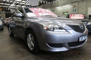 2004 Mazda 3 BK Maxx 4 Speed Auto Activematic Hatchback Mordialloc Kingston Area Preview