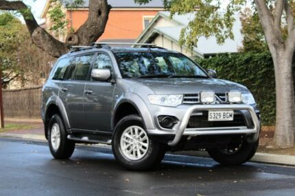 2015 Mitsubishi Challenger PC (KH) MY14 Grey 5 Speed Manual Wagon Nailsworth Prospect Area Preview