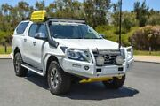 2018 Mazda BT-50 UR0YG1 XTR White 6 Speed Sports Automatic Utility Wilson Canning Area Preview