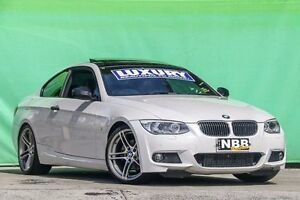 2013 BMW 320D E92 MY0313 High-line Steptronic White 6 Speed Sports Automatic Coupe Ringwood East Maroondah Area Preview