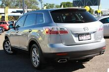 2011 Mazda CX-9 TB10A4 MY12 Classic Aluminium 6 Speed Sports Automatic Wagon Chermside Brisbane North East Preview