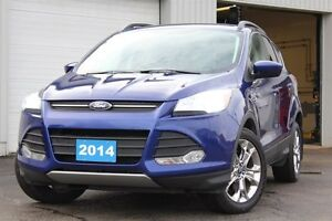 2014 Ford Escape SE-4X4+ACCIDENT FREE+FACTORY WARRANTY+ECOBOOST