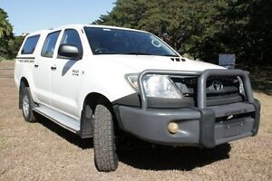 4x4 SR 3.0L T Diesel Manual Double Cab The Gardens Darwin City Preview