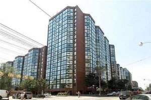 Newly Reno'd Modern 1Bdrm Condo In King West