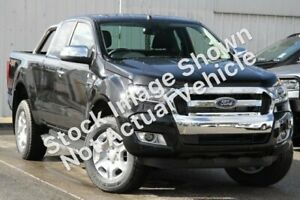 2017 Ford Ranger PX MkII 2018.00MY XLT Super Cab Black 6 Speed Sports Automatic Utility Belconnen Belconnen Area Preview