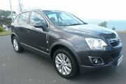 2014 Holden Captiva CG MY14 5 LT Grey 6 Speed Manual Wagon South Gladstone Gladstone City Preview
