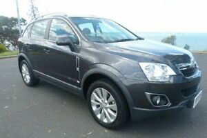 2014 Holden Captiva CG MY14 5 LT Grey 6 Speed Manual Wagon