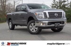 2018 Nissan Titan ALMOST BRAND NEW, PERFECT CONDITION, 4 WHEEL D