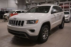 2014 Jeep Grand Cherokee LIMITED 4X4 Leather,  Heated Seats,  Su
