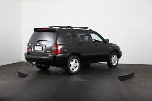 2007 Toyota Kluger MCU28R Upgrade Grande (4x4) Black 5 Speed Automatic Wagon Mulgrave Hawkesbury Area Preview