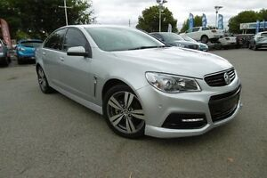 2014 Holden Commodore VF MY14 SV6 Silver 6 Speed Sports Automatic Sedan West Hindmarsh Charles Sturt Area Preview