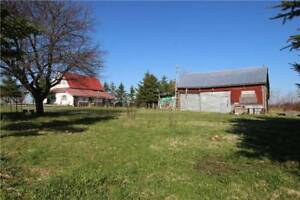 43.6 ACRES +  HOUSE -Highway 10 FRONTAGE -GREY HIGHLAND TOWNSHIP