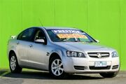 2009 Holden Commodore VE MY09.5 Omega Silver 4 Speed Automatic Sedan Ringwood East Maroondah Area Preview