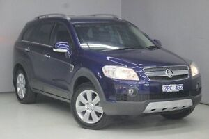 2009 Holden Captiva CG MY09 LX AWD Blue 5 Speed Sports Automatic Wagon Greensborough Banyule Area Preview