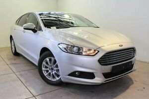 2015 Ford Mondeo MD Ambiente Tdci Moondust Silver 6 Speed Automatic Hatchback Osborne Park Stirling Area Preview