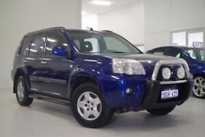 2004 Nissan X-Trail T30 II ST Blue 5 Speed Manual Wagon Myaree Melville Area Preview