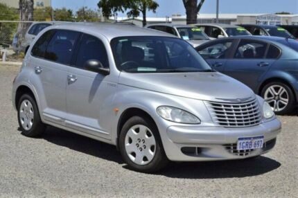 2005 Chrysler PT Cruiser PG MY2005 Classic Silver 4 Speed Automatic Wagon Wangara Wanneroo Area Preview