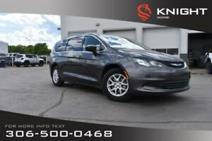2017 Chrysler Pacifica LX | Remote Start | Keyless Go | Stow-N-G