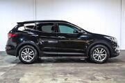 2016 Hyundai Santa Fe Elite Elite Black Sports Automatic Wagon Welshpool Canning Area Preview