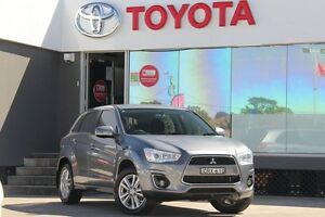 2014 Mitsubishi ASX XB MY14 (2WD) Grey 5 Speed Manual Wagon Old Guildford Fairfield Area Preview