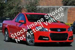 2014 Holden Ute VF SS Hot Red 6 Speed Manual Utility Mayfield East Newcastle Area Preview