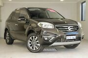2011 Renault Koleos H45 Phase II Dynamique Black 1 Speed Constant Variable Wagon East Rockingham Rockingham Area Preview