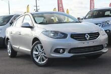 2014 Renault Fluence  Silver Constant Variable Sedan Watsonia North Banyule Area Preview