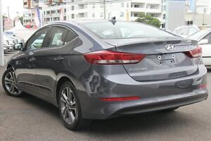 2016 Hyundai Elantra AD Elite 2.0 MPI Grey 6 Speed Automatic Sedan Wolli Creek Rockdale Area Preview