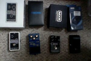 Guitar Effects Pedals on Sale *price drop