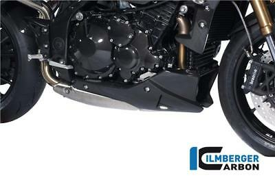 Ilmberger GLOSS Carbon Fibre Bellypan Cowl Triumph Speed Triple 1050 R 2012