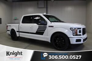 2018 Ford F-150 XLT Sport Special Edition *Lowered*