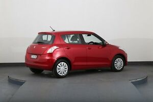 2014 Suzuki Swift FZ MY14 GL Navigator Red 5 Speed Manual Hatchback Smithfield Parramatta Area Preview