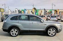 2012 Holden Captiva CG Series II Grey 6 Speed Sports Automatic Wagon Pakenham Cardinia Area Preview