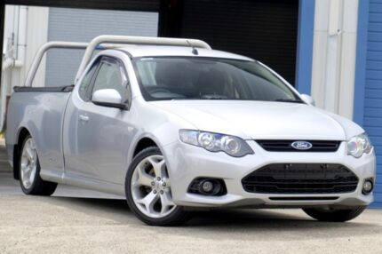 2012 Ford Falcon FG MkII XR6 Ute Super Cab Silver 6 Speed Sports Automatic Utility Kedron Brisbane North East Preview